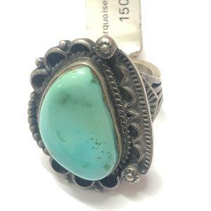 Native American Navajo Ring Size 7